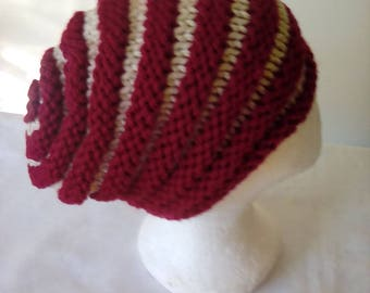Lady's Handmade knitted Hats