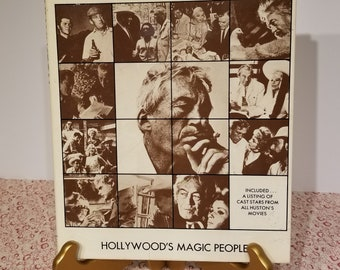 John Huston A Pictorial Treasury of his Films by Romano Tozzi presented by Donellensvintage