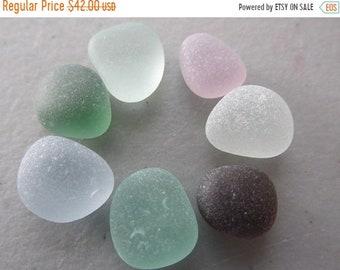 Sea Glass Sale Assortment of Seaglass, Sea Glass Lot, Eco Friendly, Beach Glass Beads, Jewelry Supply Beads
