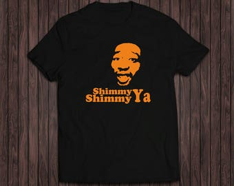 Shimmy shimmy ya shirt, Ol Dirty Bastard Shirt, Odb shirt, Wu Tang Clan black shirt