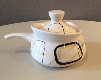 """Vintage Charles Murphy for Red Wing """"Smart Set"""" Casserole Dish"""
