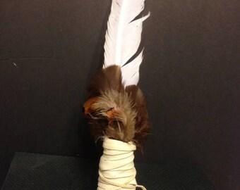 Cherokee Smudge Fan