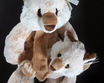 Plush Fox - Rascal - 2 sizes.