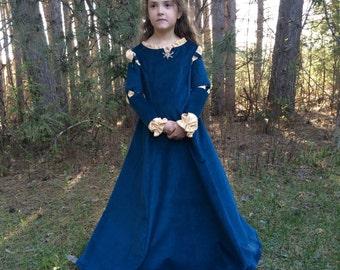 Merida Costume Dress