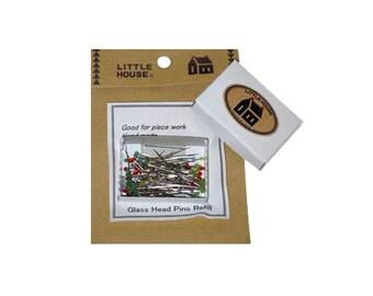 Little House Pins Refill  - 100 pins