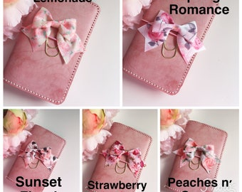 Summer Florals Collection-Paperclips or MTN charms