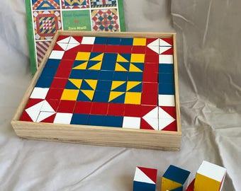 Color Cube Puzzle