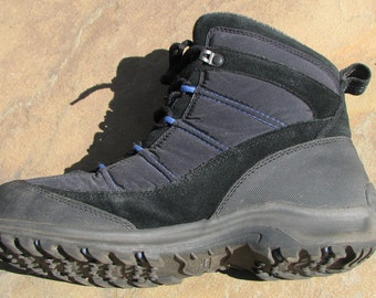 Vintage Land's End Hiking Boots - Size 8 US Men's