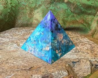 Orgone Stone Pyramid (6cm)