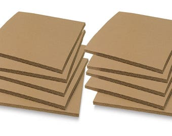 Soft Cut Linoleum Set -10 Pack Printmaking Carving sheet Block Printing sheets Art Studio / Class Pack Easy to Carve Wonder Plate