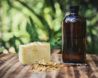 Woodstock (Patchouli and Calendula) | Soap