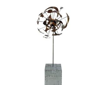 Original Adam Henderson Sculpture Abstract