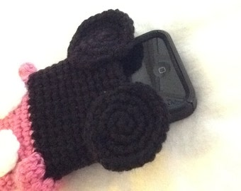 Minnie Mouse Cell Phone Cozy