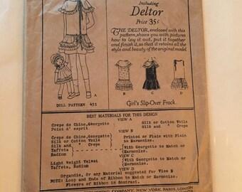 Vintage Butterick dress pattern 2862