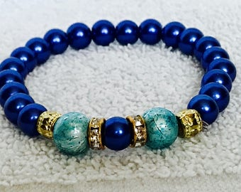 Bracelet dream blue B1
