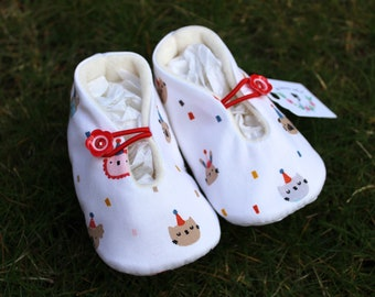 Animal Party Baby shoes - Several Sizes