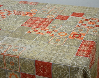 Burano kitchen tablecloth Made in Italy