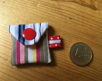 Chip bag, coin purse, Keychain bag