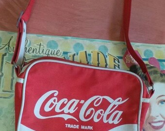 CocaCola Sling bag.