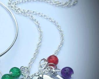 Hocus Pocus inspired necklace