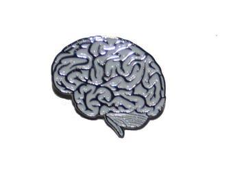 White Lateral View Brain Pins  quantity 240  (5 dollars each)