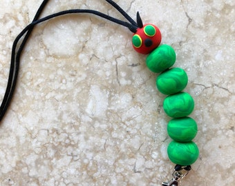 The Very Hungry Caterpillar Lanyard