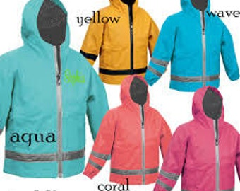 Monogrammed_Raincoat_Toddler_Preppy_CharlesRiver_