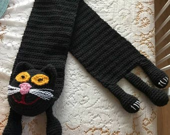 Kitty Scarf