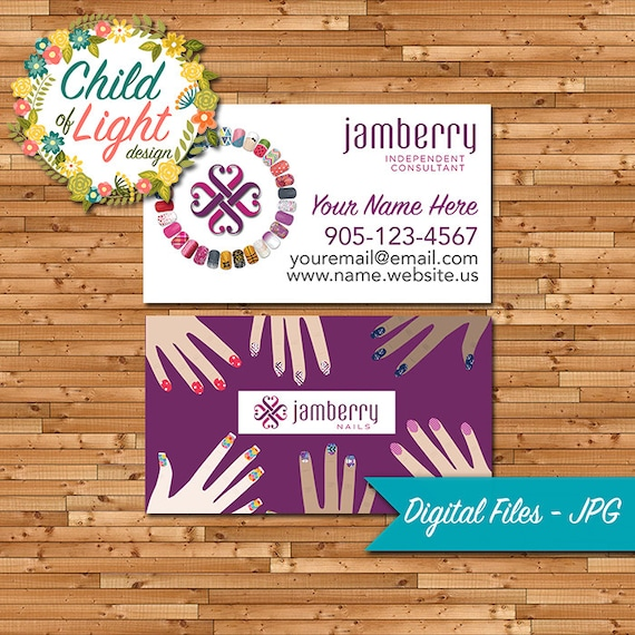 Jamberry business cards independent cards custom business like this item stopboris Images