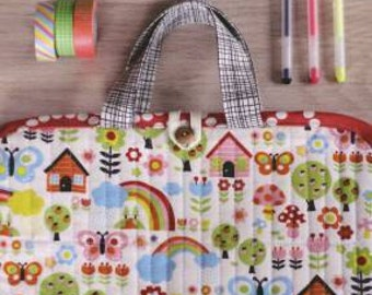 Road Trip Case Pattern Noodlehead Inc. Anna Graham
