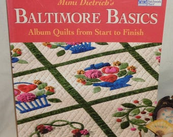 Baltimore Basics by Mimi Dietrich - Free Shipping