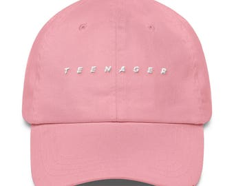 Teenager Awesome Classic Dad Cap For Teens