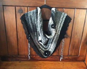 Road trip shawl