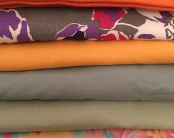 Fabric cotton blend