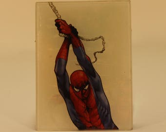 Marvel Comics Spider-Man Hero Over-Sized Refrigerator Magnet (LM 018)