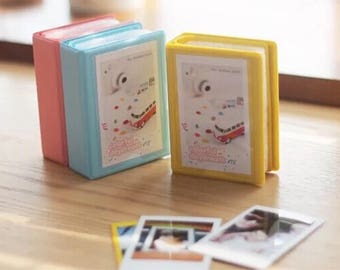 Instax mini photo album, Fujifilm Instax mini photo album, Travel photo Instax album - 28 photos