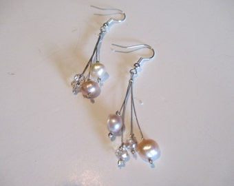 graceful earrings (matching necklace available)