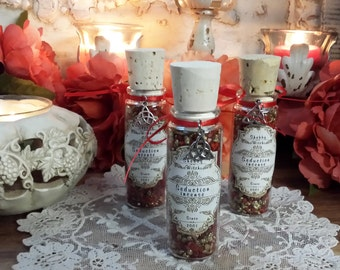 Seduction resin incense