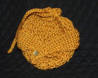 Golden Snitch Dice Bag