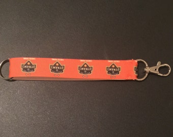 Houston Dynamo Keychain