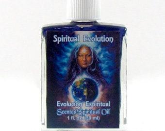 Spiritual Evolution Oil