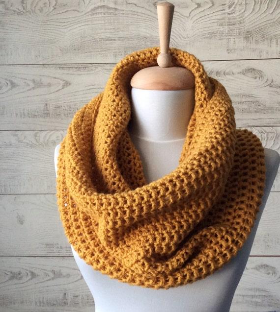 Tejer bufanda bufanda de hombres capucha de punto bufanda