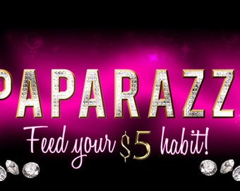 Printable Paparazzi Banner