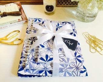 Winter Formal Journal, Notebook, and Binder Bundle