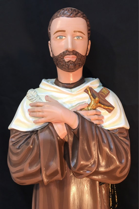 "St. John of the Cross 26"" Patron of the Mystical Life"
