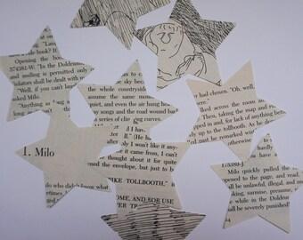 The Phantom Tollbooth Bookish Confetti - Large Stars