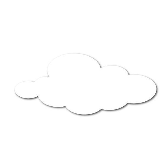 Pochoir mural nuage pour peinture pour enfant ou b b chambre - Pochoir mural chambre ...