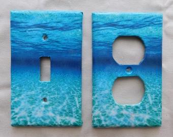 Ocean Switch Plates