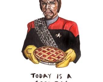 nerdy birthday card etsy