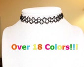 Etsy Tattoo Chokers SALE ...